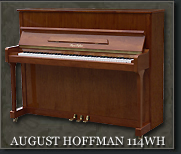AUGUST HOFFMAN 114WH